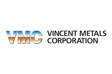 Vincent Metals Corporation Logo
