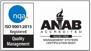 NQA ISO 9001:2015 Certification